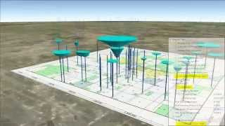 2013-01-18 Plotting Oil & Gas Well Production In Google Earth