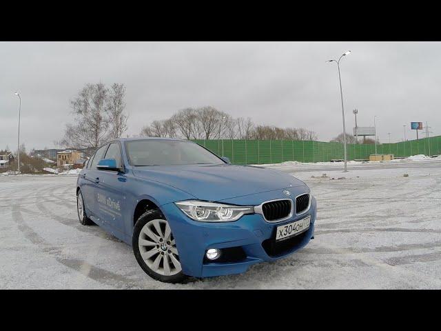 Тест драйв BMW 320d 2015 Xdrive F30 Рестайлинг (190 л.с. 400 Nm)