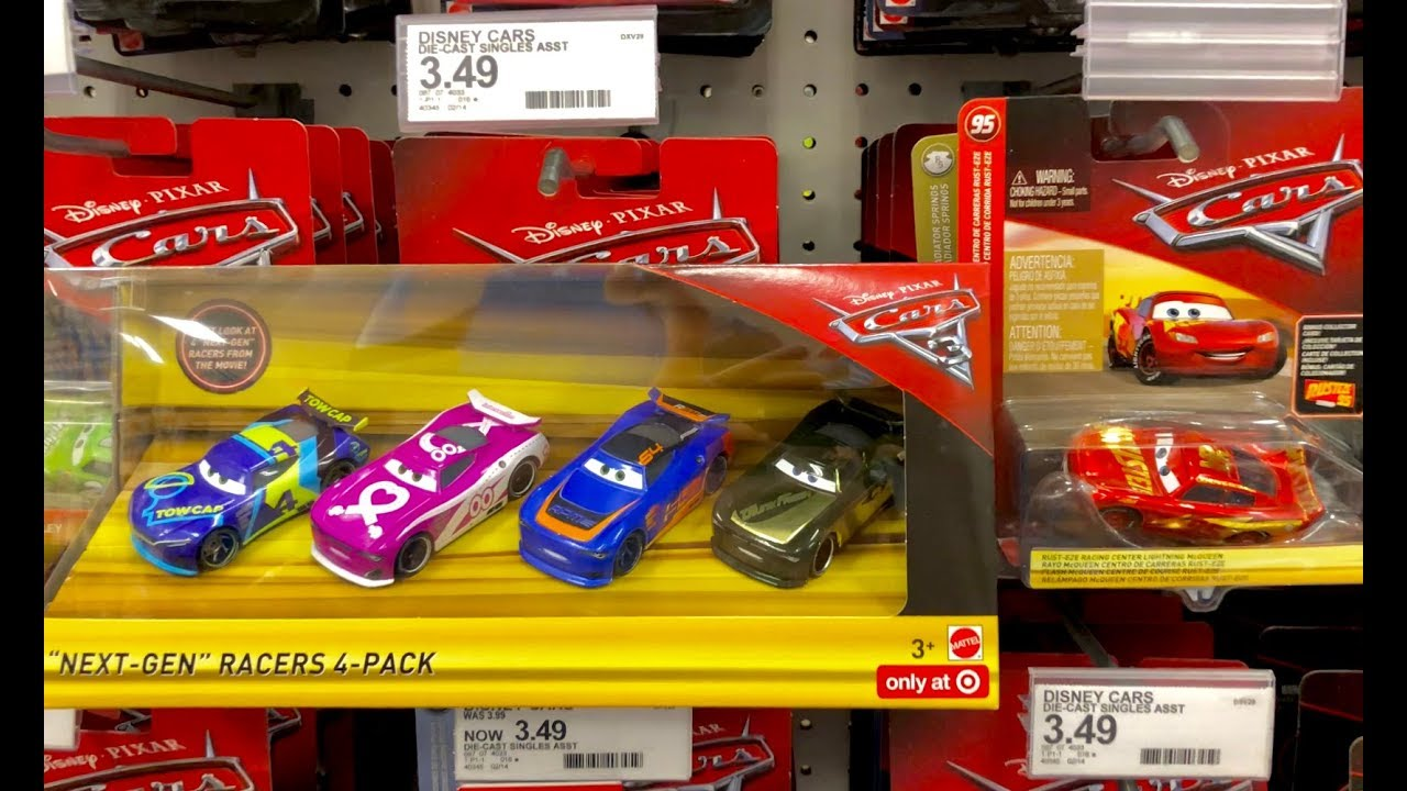 Toy Hunting Disney Cars 3 Toys Found Another Rare Next Gen