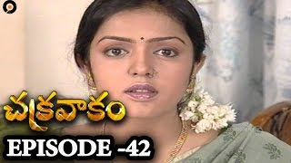 Episode 42 | Chakravakam Telugu Daily Serial