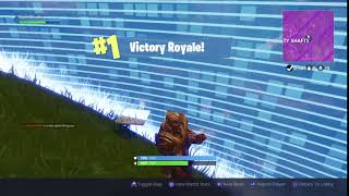 Thanos Fortnite Victory Dance