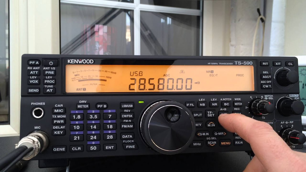 Kenwood TS590SG