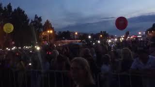 Прокопчане отмечают День города и День Шахтера