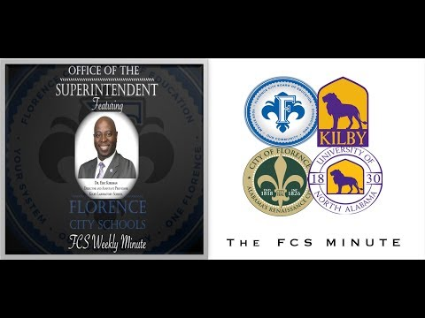 ????SUPT. UPDATE #48: The FCS...Min????:Featuring Director of Kilby Laboratory School, Dr. Eric Kirkman
