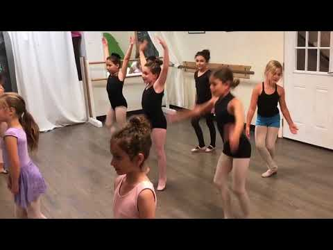 Aspire Dance Studio:  2018-19 Dance Classes