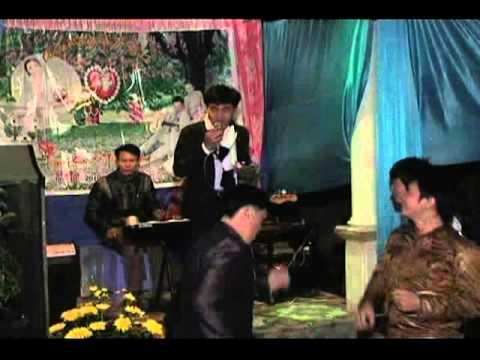 Đám cưới Hường Sỹ - Quỳnh Đôi - ca sĩ Lưu Lộc