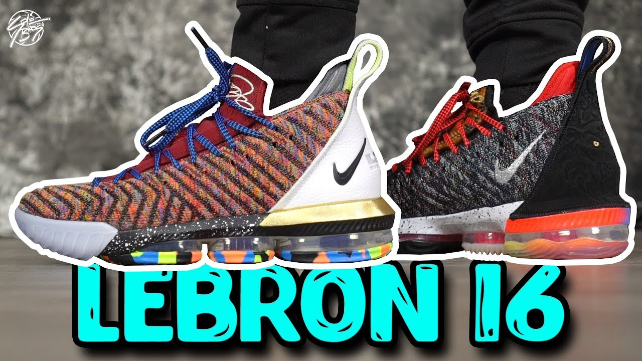 info for 2b496 f7e49 Nike Lebron 16 Shoes Discount 2018 NBA Classic Gym Shoes Online