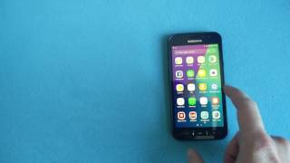 Samsung Galaxy XCover 4   UI and first impressions