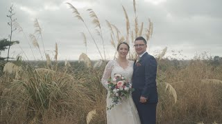 This is Stuart and Julia || Wigram Base Hotel || Cinematic wedding highlight film