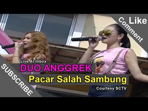 DUO ANGGREK [Pacar Salah Sambung] Live At Inbox (22-09-2014) Courtesy SCTV