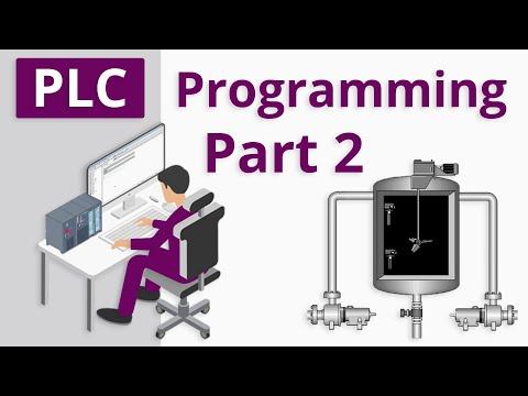 PLC Programming Tutorial for Beginners_ Part 2