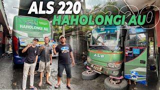 "Download lagu Silaturahmi Bersama ALS 220 "" Haholongi Au ""(Nostalgia Nginep Rumah Makan & Drama Kehabisan Solar)"