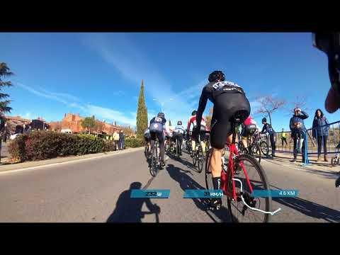Ciclismo Carrera Del Pavo Fuenlabrada - 2017 Completa