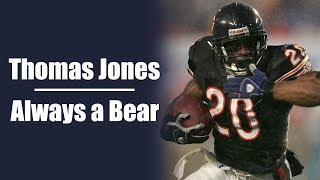Thomas Jones: Always a Bear