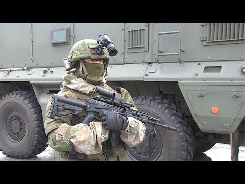 Разведчики ЗВО рассказали об экипировке «Ратник»