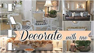 "🍁FALL DECORATE WITH ME 2019/ DIY & THRIFT STORE DECOR🍁 ""I LOVE FALL"" ep 23 Olivia"