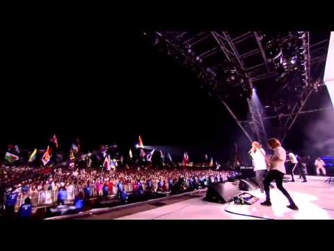 Kasabian   Switchblade Smiles Live Glastonbury 2014