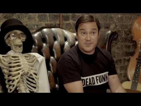Dead Funny's Rufus Jones