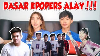 ME vs KPOPERS (C'BOYS, Boy William, Jedar) | #WITA