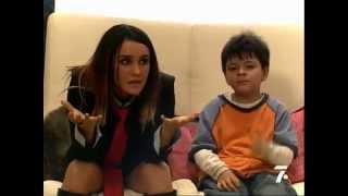 Enfrentamiento entre Diego y Roberta. Marcelino es descubierto por Diego
