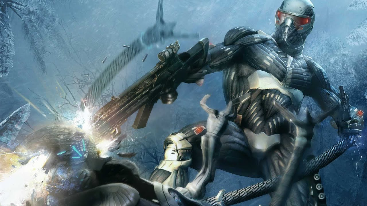 Crysis 1 HD REmastered [ PS3 ] Gameplay - YouTube