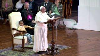 Papa'nın koltuğunda gözü olan çocuk - BBC TÜRKÇE