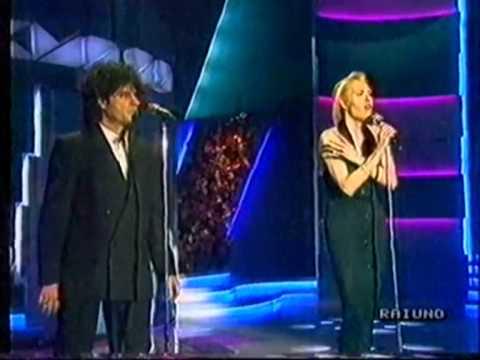 Anna Oxa e Fausto Leali - Ti lascerò (Sanremo 1989)