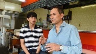 渡辺謙(54)と東出昌大(26)がTBSドラマ「おやじの背中」(1...
