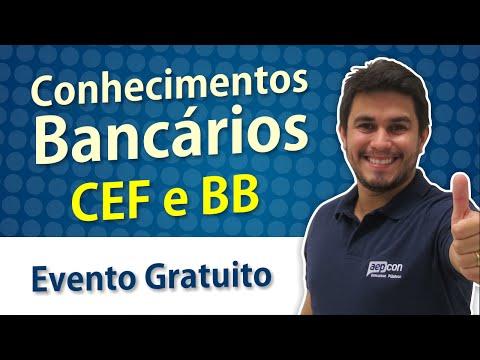 Conhecimentos Bancários - Caixa Econômica e Banco do Brasil - AEP