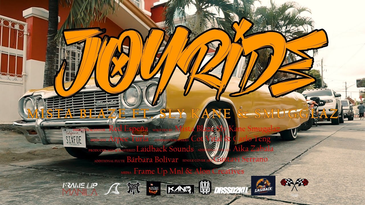 Download Joyride - Mista Blaze Featuring: Sly Kane & Smugglaz (Official Music Video)