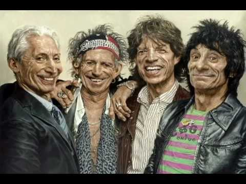 The Rolling Stones - Walking The Dog (+lyrics)