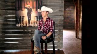 Justin Moore - Off The Beaten Path (Cut by Cut)