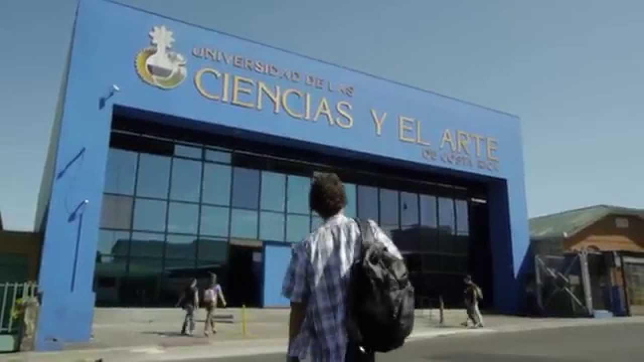 Universidad de las ciencias y el arte jose youtube for Universidad de arte