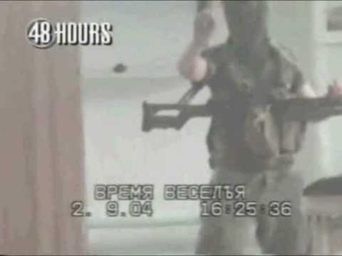 BESLAN HOSTAGE OPERATION MUJAHIDEEN VIDEO 2