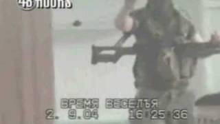 BESLAN HOSTAGE OPERATION MUJAHIDEEN VIDEO 2
