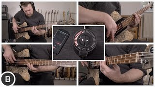 THE (new) EASIEST WAY TO RECORD BASS GUITAR // iZotope Spire Studio