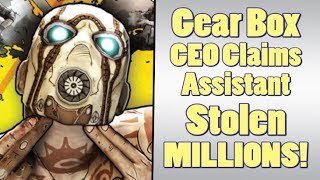 Gear Box CEO Claims Assistant Stole Millions from the Company to Buy DESIGNER CLOTHES
