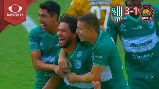 Resumen | Zacatepec 3 -  1 Potros UAEM  | Clausura  2019 - Jornada 11 | Televisa Deportes
