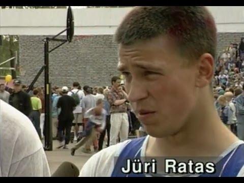 Jüri Ratas // Adidas Streetball 1997
