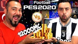 PES 2020 DE İLK DEFA SESEGEL VS ÜMİDİ ! 12 BİN MY CLUB PARA ÖDÜLLÜ !