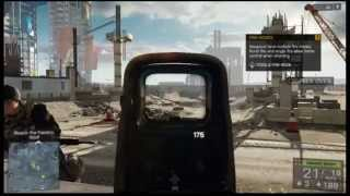 Battlefield 4 PS3 Campaign Gameplay