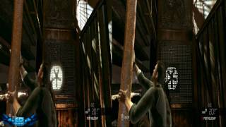 Splinter Cell Conviction PC Gameplay Very High Vs Low Comparison 720p HD