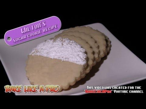 Easy Sugar Cookies Recipe Official Wilton Cookie Recipe