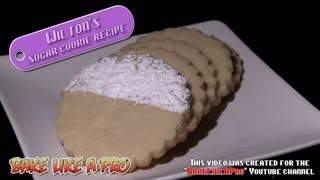Easy Sugar Cookies Recipe Official Wilton Cookie Recipe
