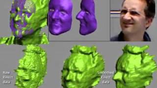 3D Facial Performance Capture using Kinect