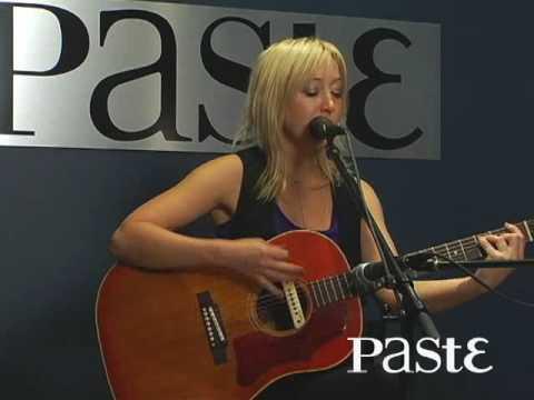 "Anya Marina ""Whatever You Like"" live at Paste"