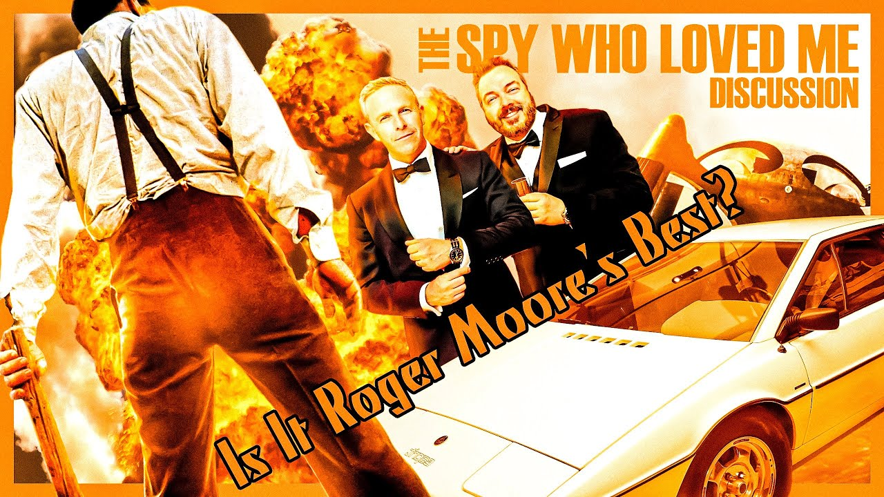 Download The Spy Who Loved Me: Is Roger Moore's Third Film His Best?