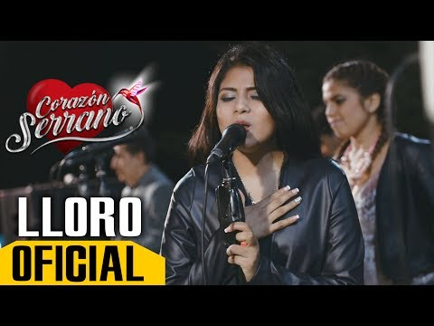 LLORO  - CORAZÓN SERRANO  ( EN VIVO - CHACHAPOYAS  4K)