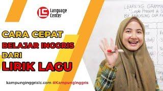 Belajar Bahasa Inggris Dari Lirik Lagu  | TEATU #25 with Miss Mita - Kampung Inggris LC