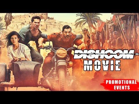 Dishoom Movie (2016) | John Abraham, Varun...